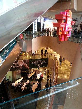 Seibu Mall(Langham place in Mong Kok)