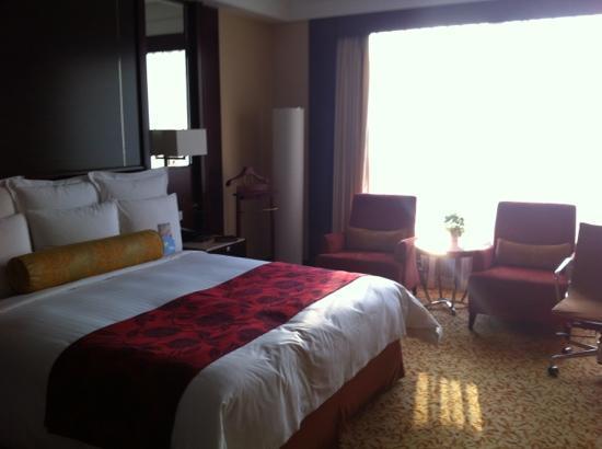 Shanghai Marriott Hotel Hongqiao: 行政房