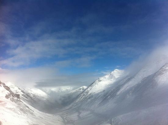 Zheduo Mountain: 风雪折多山