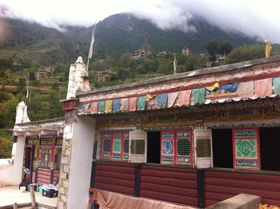 Jiaju Tibetan Village: 丹巴民居