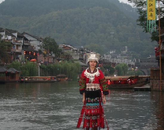 沱江 - 鳳凰県、沱江古街の写真 ...