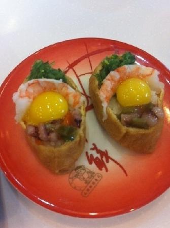 Helv Sushi (ZhongXin ShuCheng)