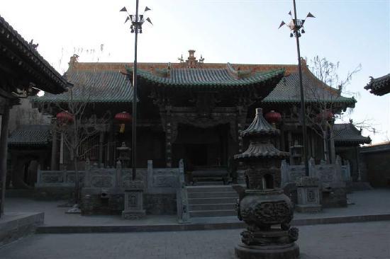 晋中二郎庙