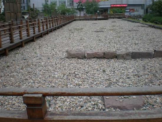Yongfeng Warehouse Site: 遗址