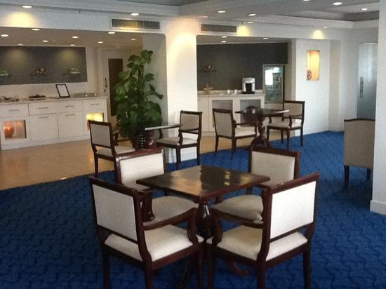 Holiday Inn Hefei: executive lounge