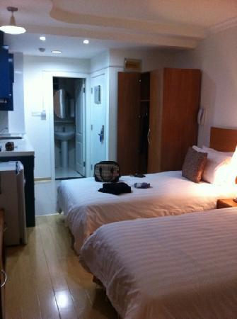 Star Hotel & Suites Shanghai: 双人
