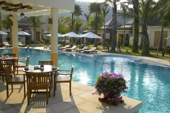 Qingxin Hot Spring Tourism Resort