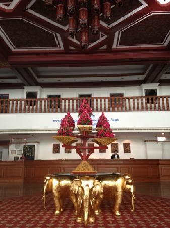 Empress Hotel: 美丽的大厅