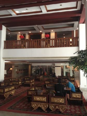 Empress Hotel: 等候区