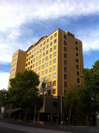 Radisson on Flagstaff Gardens: 雷迪逊