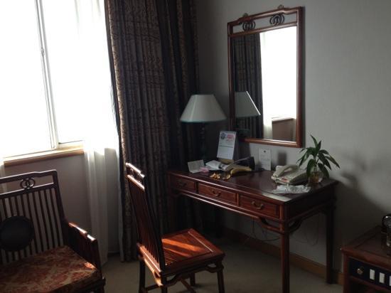 Jing Hua Metropark Hotel Yangzhou: 不错