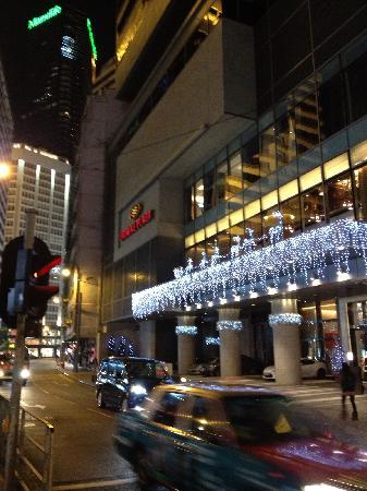 Crowne Plaza Hotel Hong Kong Causeway Bay: 酒店外观