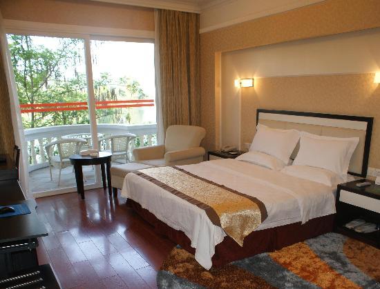Mengdu Hotel: 照片描述