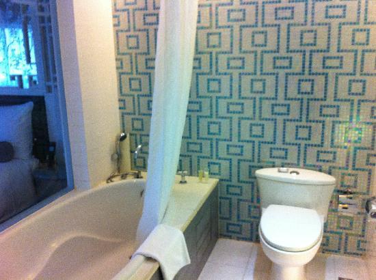 Dorsett Shanghai: 浴室