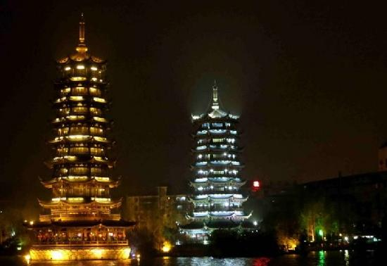 Guilin Two Rivers and Four Lakes Resort: 两江四湖