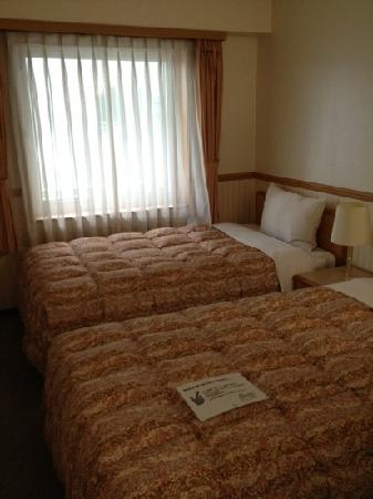 Toyoko Inn Busan Station No.2: 干净整洁的日式酒店