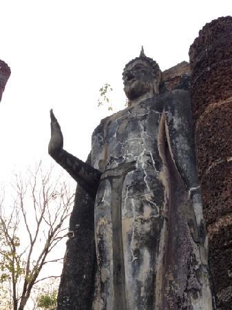 Wat Saphan Hin : saphan