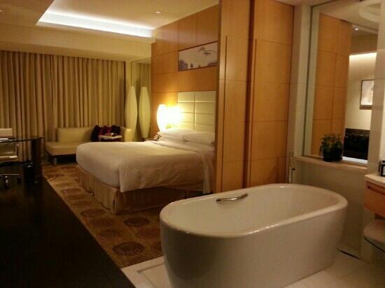 Renaissance Shanghai Putuo Hotel: 行政房