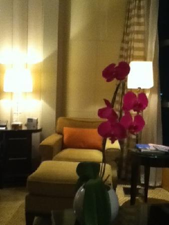 The Ritz-Carlton Beijing, Financial Street: 豪华房