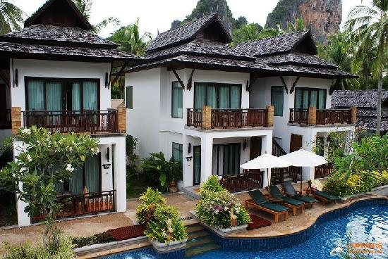 Railay Village Resort: 外观
