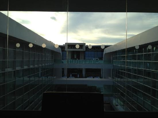 Sheraton Milan Malpensa Airport Hotel & Conference Centre: 景观
