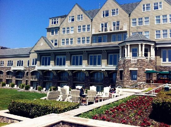 The Ritz-Carlton, Half Moon Bay: 外观
