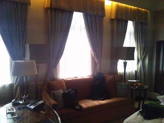 Fairmont Peace Hotel: 房内