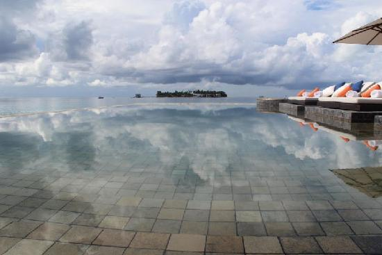 Jumeirah Dhevanafushi: 景观