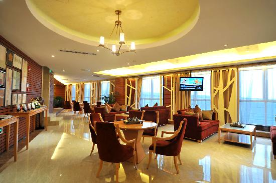 Howard Johnson New Port Resort Haikou: 心悦哉-茶室
