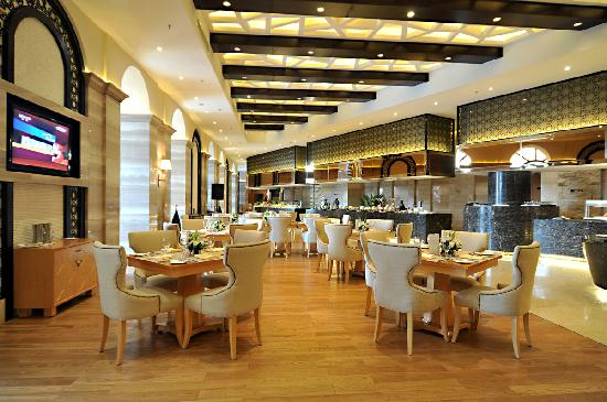 Howard Johnson New Port Resort Haikou: 西餐厅-豪生咖啡厅