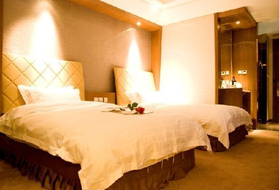 Junlin Internation Hotel: 温馨舒适的客房