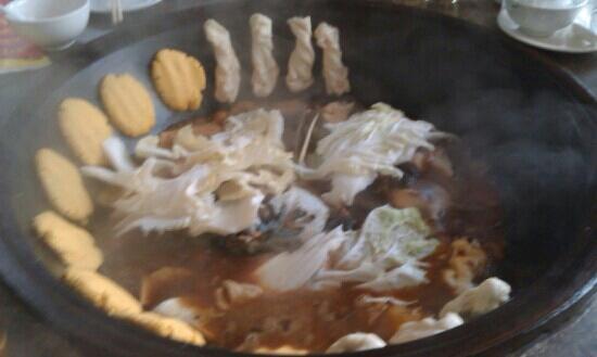 灶台铁锅鱼馆