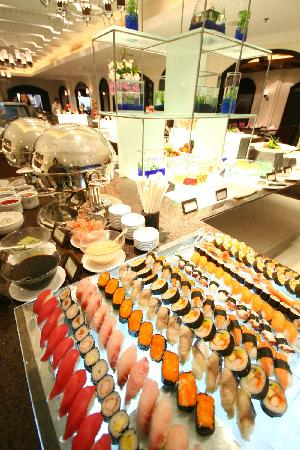 The Sukosol Hotel: 午餐