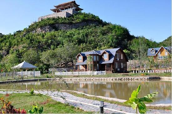 Lvgu Taohuayuan Villa Hotel: (xos87%p_]}6{7v~m}mx4sb
