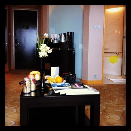 Sheraton Shanghai Hongkou Hotel: room