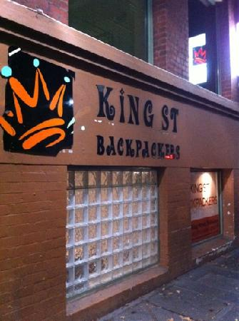 Melbourne City Backpackers: king