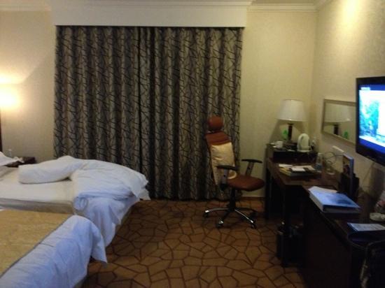 Jinglin Hotel: 收拾后才拍的