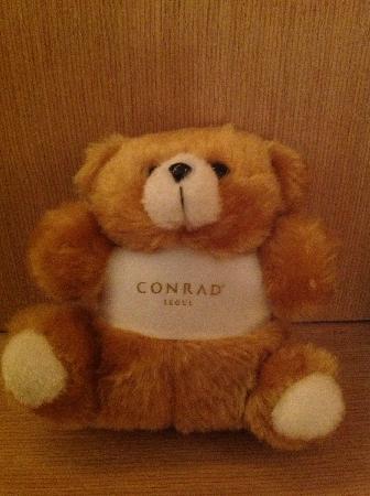 Conrad Seoul: 首尔康莱德的欢迎礼物