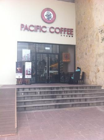 Pacific Coffee (Food Paradise Shop)