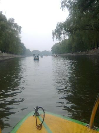 Back Lakes (Hou Hai): 后海划船