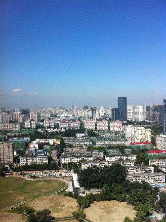 The Westin Beijing Chaoyang: the view
