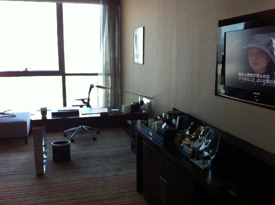 The Westin Beijing Chaoyang: the room