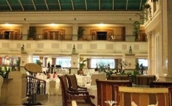 Homeland Hotel: 大堂