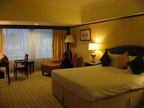 Le Meridien Kota Kinabalu: kk的好酒店