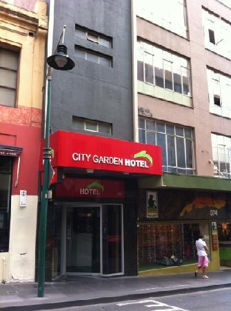 YTI Garden Hotel: cg