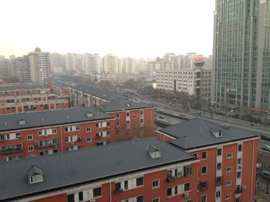 Hanting Express (Beijing Guomao): 窗外