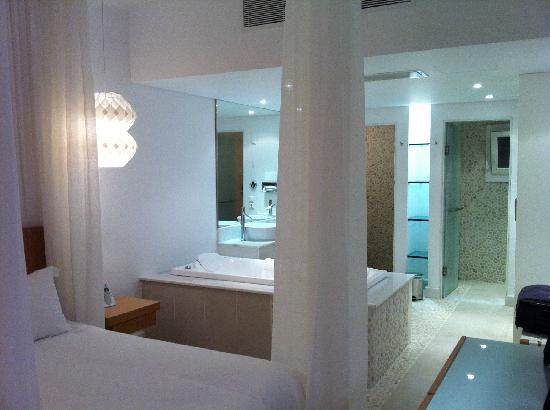 Mykonos Grand Hotel & Resort: 套房2