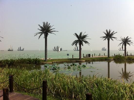 Huzhou Taihu Lake Paradise : 太湖风光