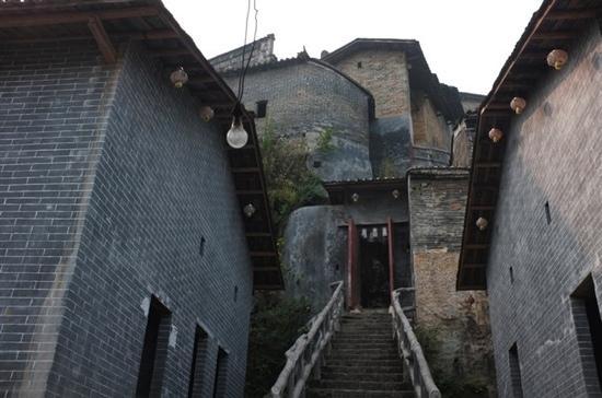 Peng Ancestral Hall: 彭家祠