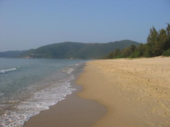 Yalong Bay: 亚龙湾的清晨